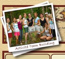 Activit&eacute Familiale plein air chasse au tr&eacutesor par GPS